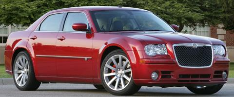 2009 Chrysler 300C SRT8