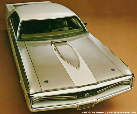 1970 Chrysler Hurst 300 - Top