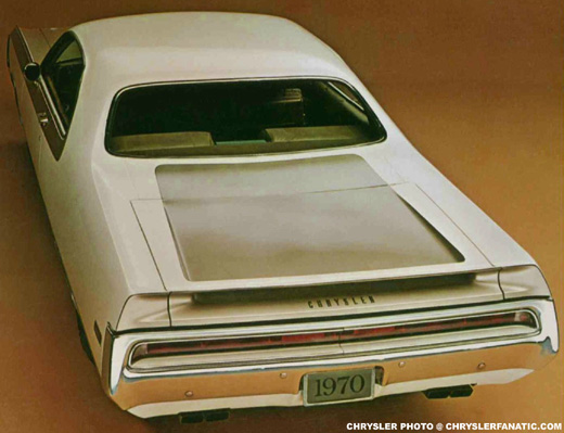 1970 Chrysler Hurst 300 - Rear