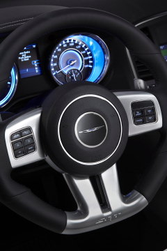 2012 Chrysler 300c SRT8 inside 1.