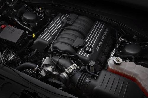 2012 Chrysler 300C SRT8 HEMI Engine