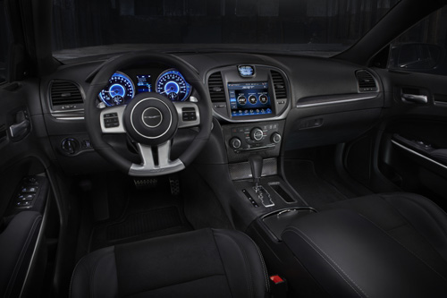2012 Chrysler 300C SRT8 Interior Information - Image 1