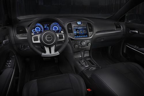 2012 Chrysler 300C SRT8 Interior Information - Image 1