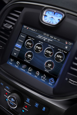 2012 Chrysler 300C SRT8 Interior Information - Image 2