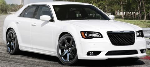 2012 Chrysler 300C SRT8