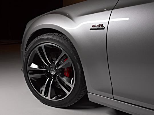 """2014 Chrysler 300 SRT8 """"Core"""" model"""