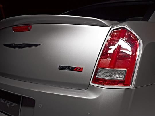 """2014 Chrysler 300 SRT8 """"Core"""" model - Rear"""