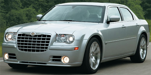 2005 Chrysler 300C SRT 8