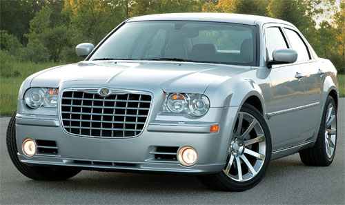 Chrysler 300c SRT8 - Photo 5