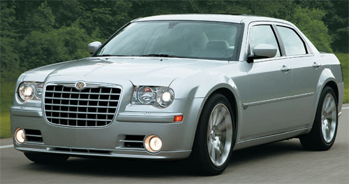 2005 Chrysler 300c SRT8 Photo - 3