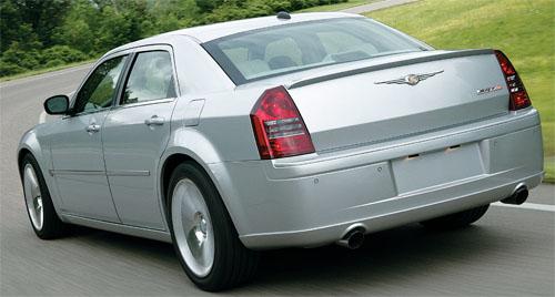 2005 Chrysler 300c SRT8 Photo - 2