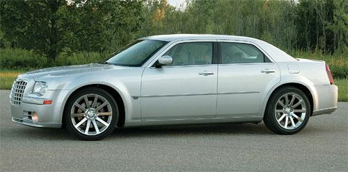 2005 Chrysler 300c SRT8 Photo - 4