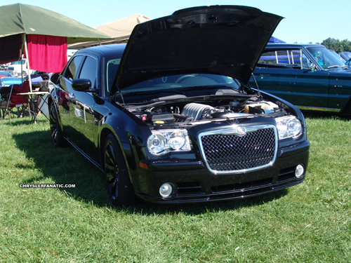 Chrysler 300, photo from the 2011 Mopar Nationals, Columbus Ohio
