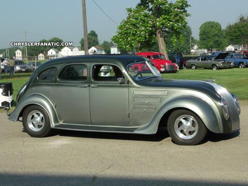Chrysler, photo from the 2012 Cincy Street Rods show, Hamilton Ohio