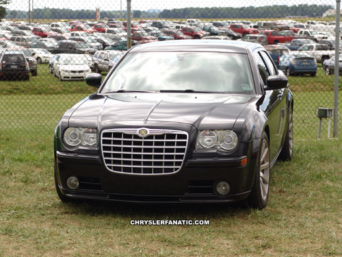 Chrysler 300, photo from the 2012 Mopar Nationals, Columbus Ohio