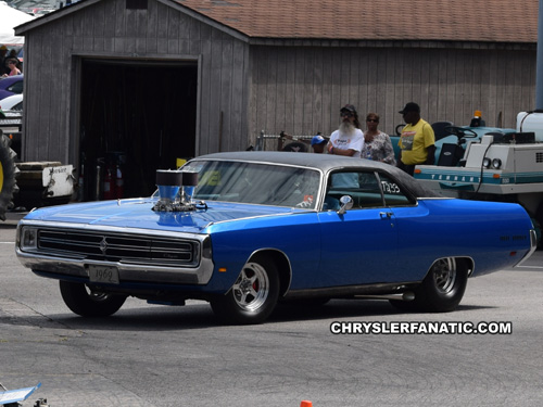 1969 Chrysler, photo from the 2019 Mopar Nationals, Columbus Ohio