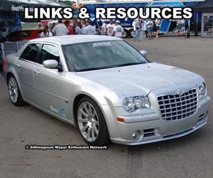 Chrysler and Mopar related links.