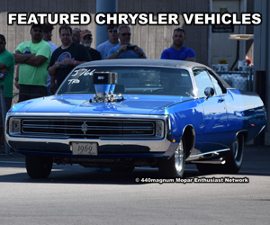 Featured Chrysler Vehicles