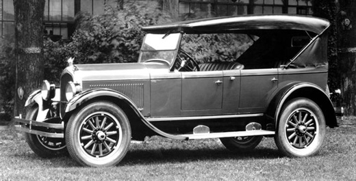 1924 Chrysler Touring