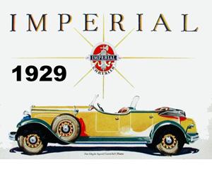 1929 Chrysler Imperial