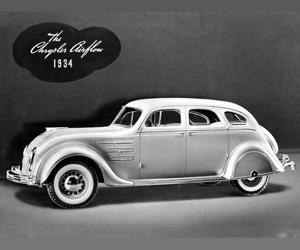 1934 Chrysler Six Convertible Coupe