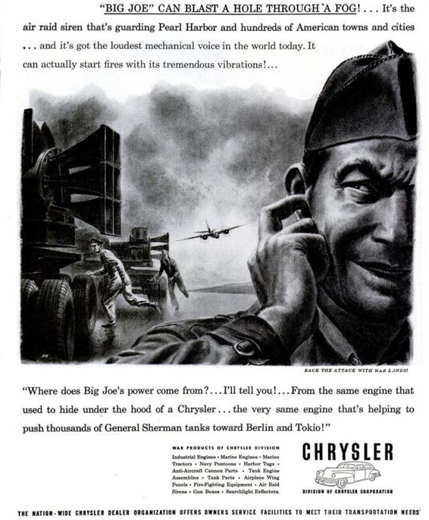Chrysler Goes To War - Image 7