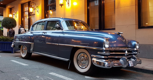 1953 Chrysler New Yorker By Philippe Remy image 1.