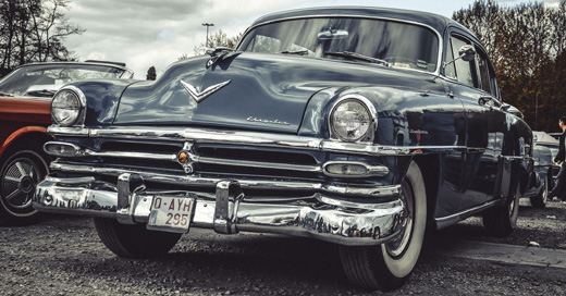 1953 Chrysler New Yorker By Philippe Remy image 2.