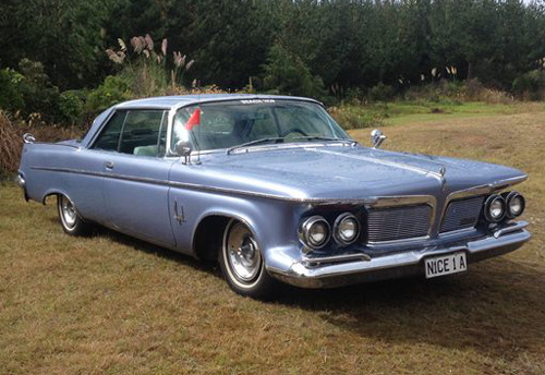 1962 Imperial Crown Coupe By Jesse & Trish James image 1.