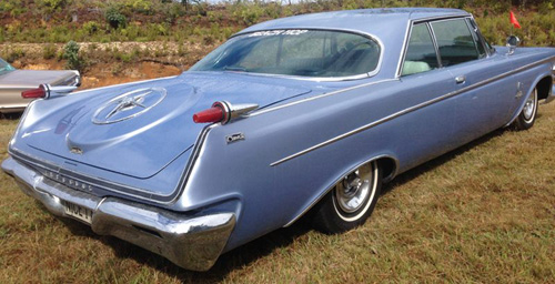 1962 Imperial Crown Coupe By Jesse & Trish James image 3.