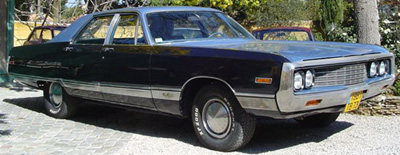 1970 Chrysler Newport by Jeanclaude Duce image 3.