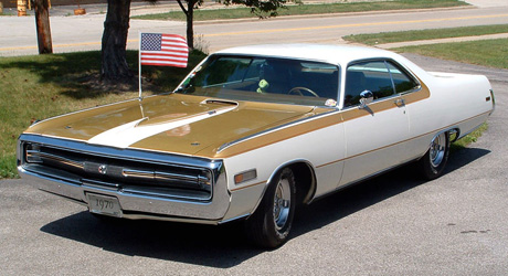 1970 Chrysler 300 Hurst photo 1