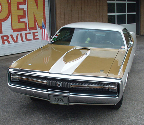 1970 Chrysler 300 Hurst photo 2