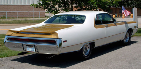 1970 Chrysler 300 Hurst photo 3