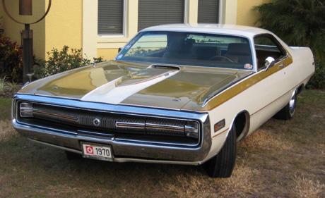 1970 Chrysler 300 Hurst photo 4