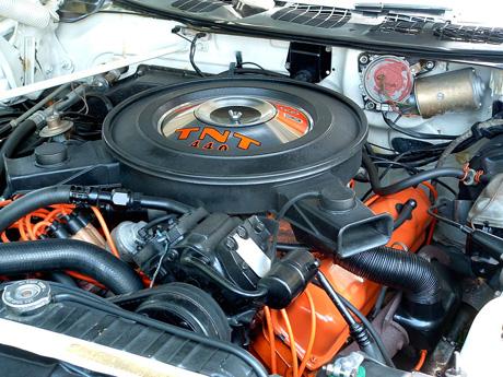 1970 Chrysler 300 Hurst photo 6