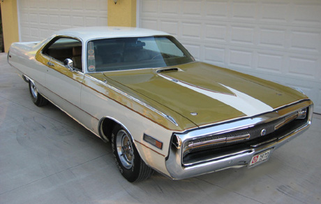 1970 Chrysler 300 Hurst photo 7