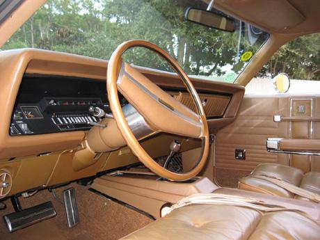 1970 Chrysler 300 Hurst photo 8