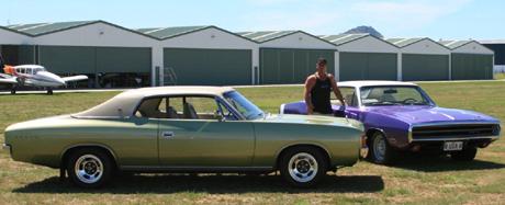 1974 Chrysler Valiant Regal Coupe By Shane Killingback image 1.