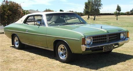 1974 Chrysler Valiant Regal Coupe By Shane Killingback image 2.