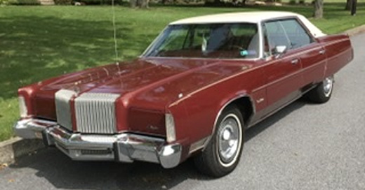 1976 Chrysler New Yorker Brougham By Christopher Green - Image 1