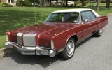 1976 Chrysler New Yorker Brougham By Christopher Green