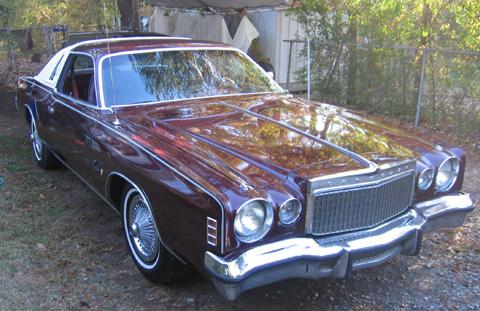 1977 Chrysler Cordoba By John Baker image 1.