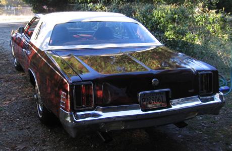1977 Chrysler Cordoba By John Baker image 2.