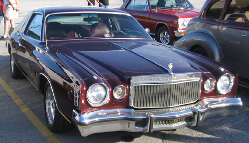 1977 Chrysler Cordoba By John Baker update image 2.
