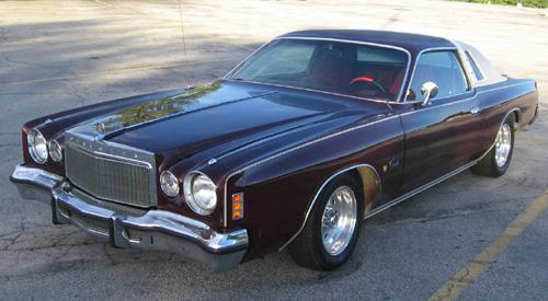 1977 Chrysler Cordoba By John Baker update 2 image 1.