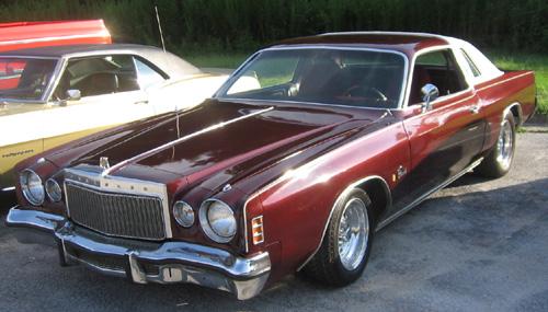 1977 Chrysler Cordoba By John Baker update 2 image 2.