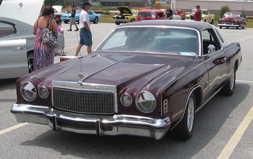 1977 Chrysler Cordoba By John Baker update 2 image 3.
