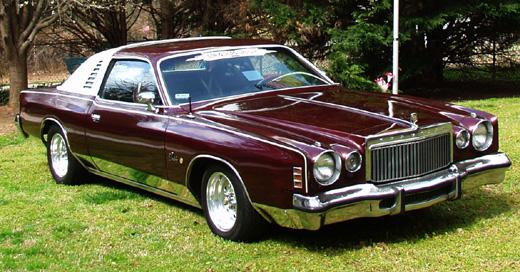1977 Chrysler Cordoba By John Baker update 4 image 1.