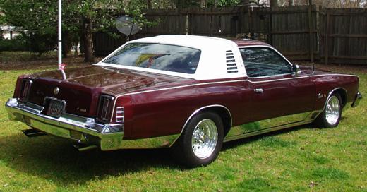 1977 Chrysler Cordoba By John Baker update 4 image 2.